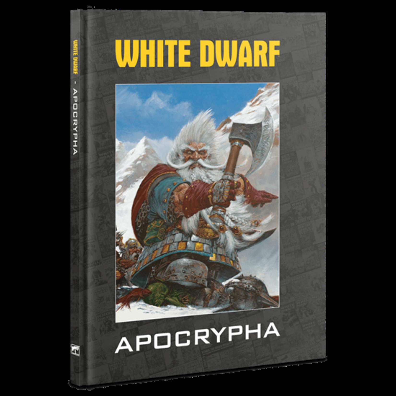 Apocrypha (White Dwarf)
