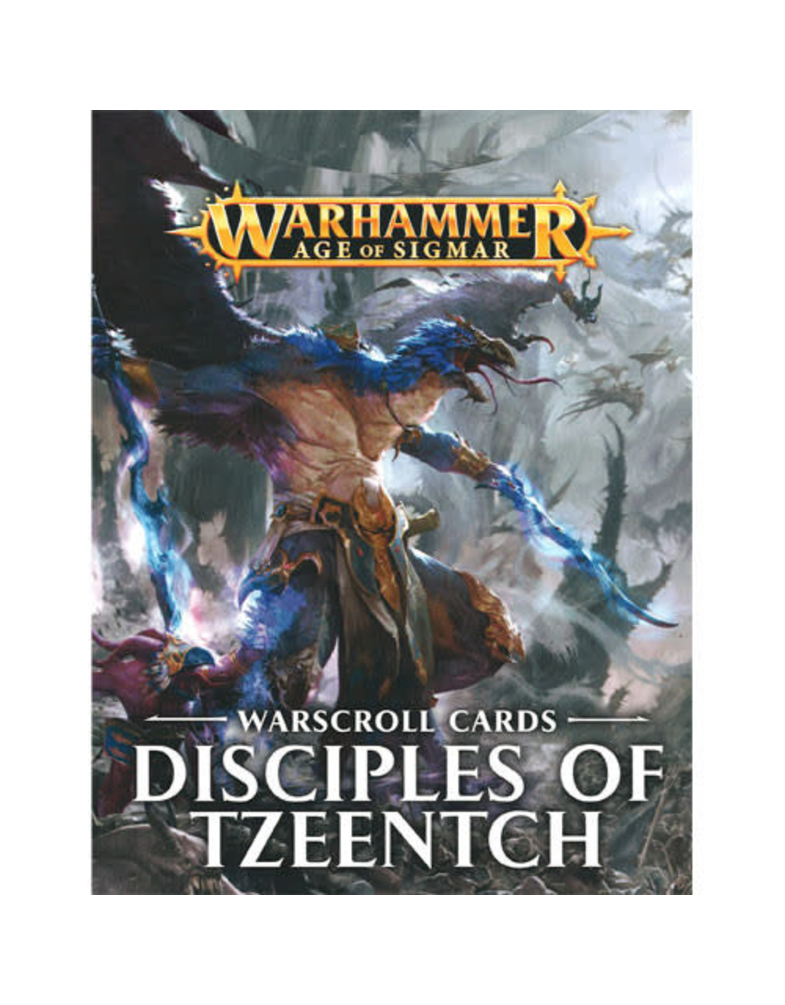 Battletomb Disciples of Tzeench (AOS)