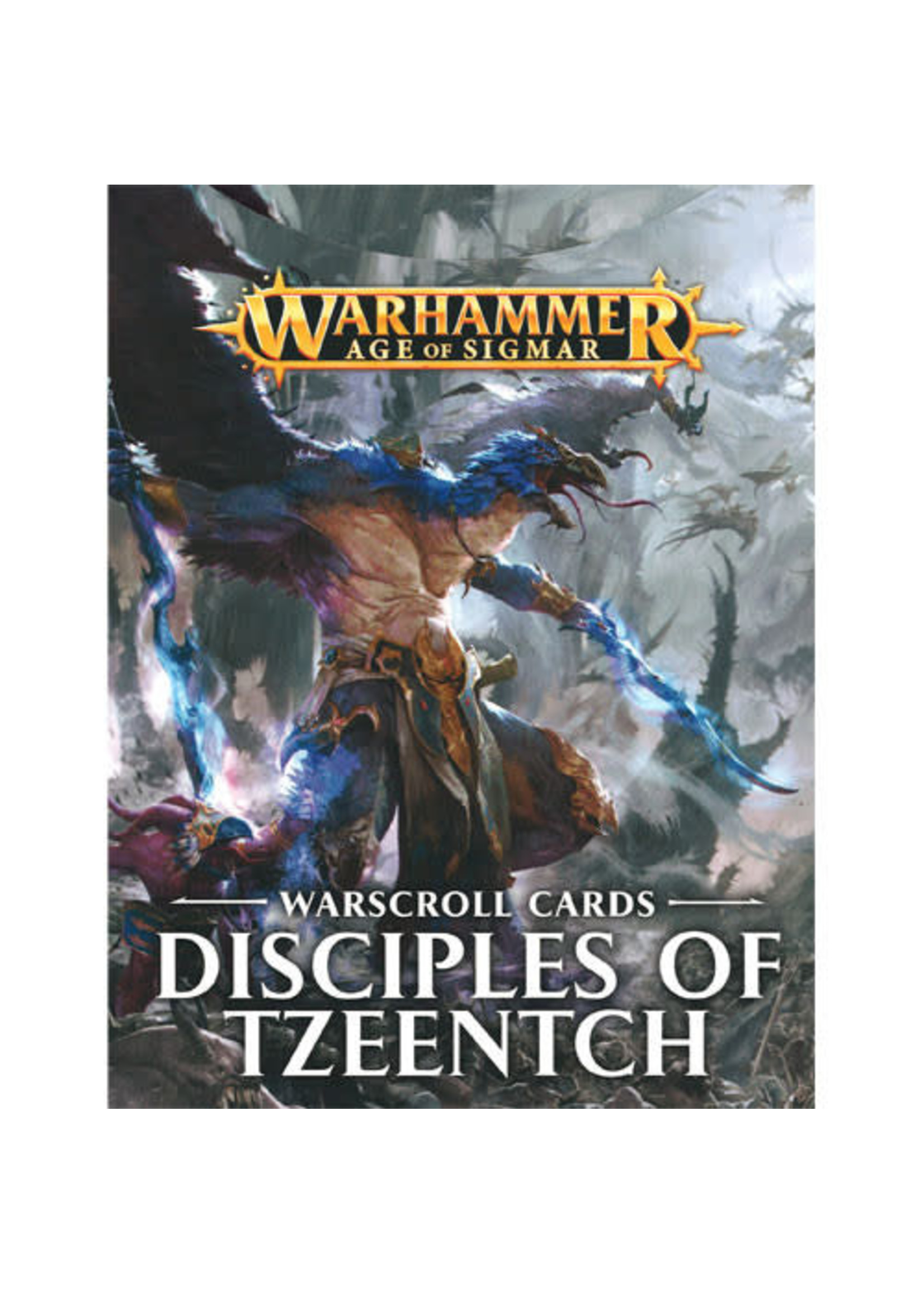 Battletomb Disciples of Tzeench (AOS)