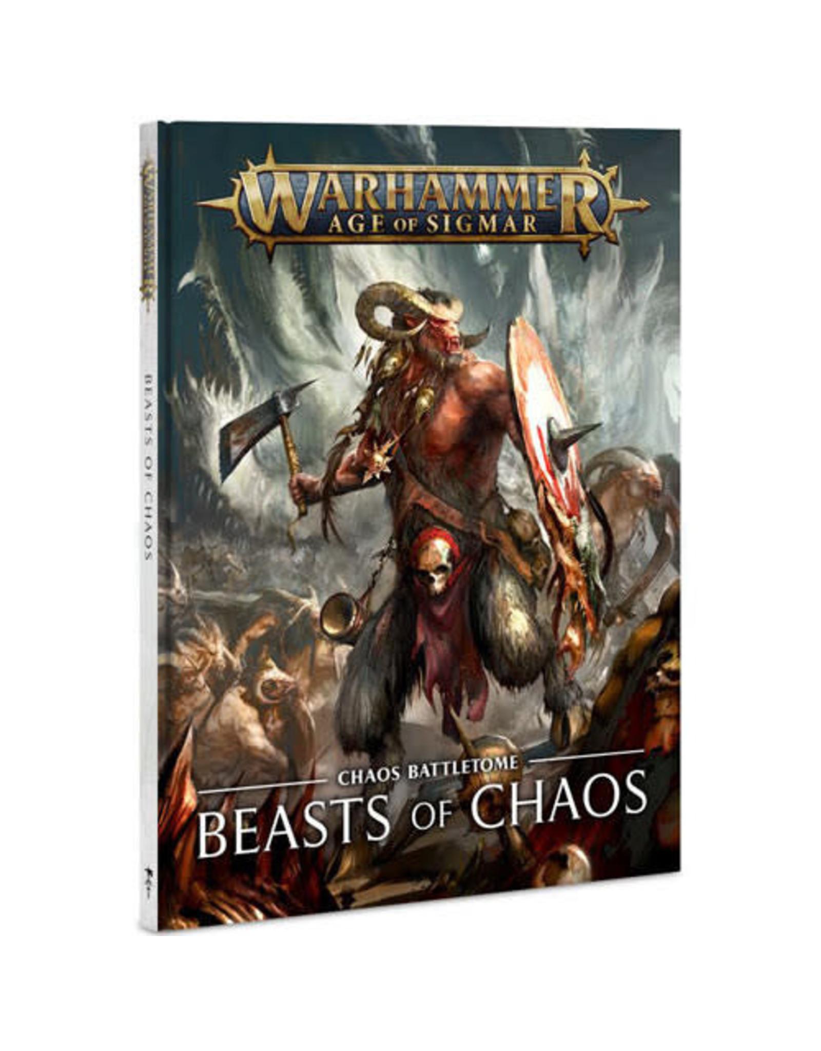 Beasts of Chaos Battletomb (AOS)