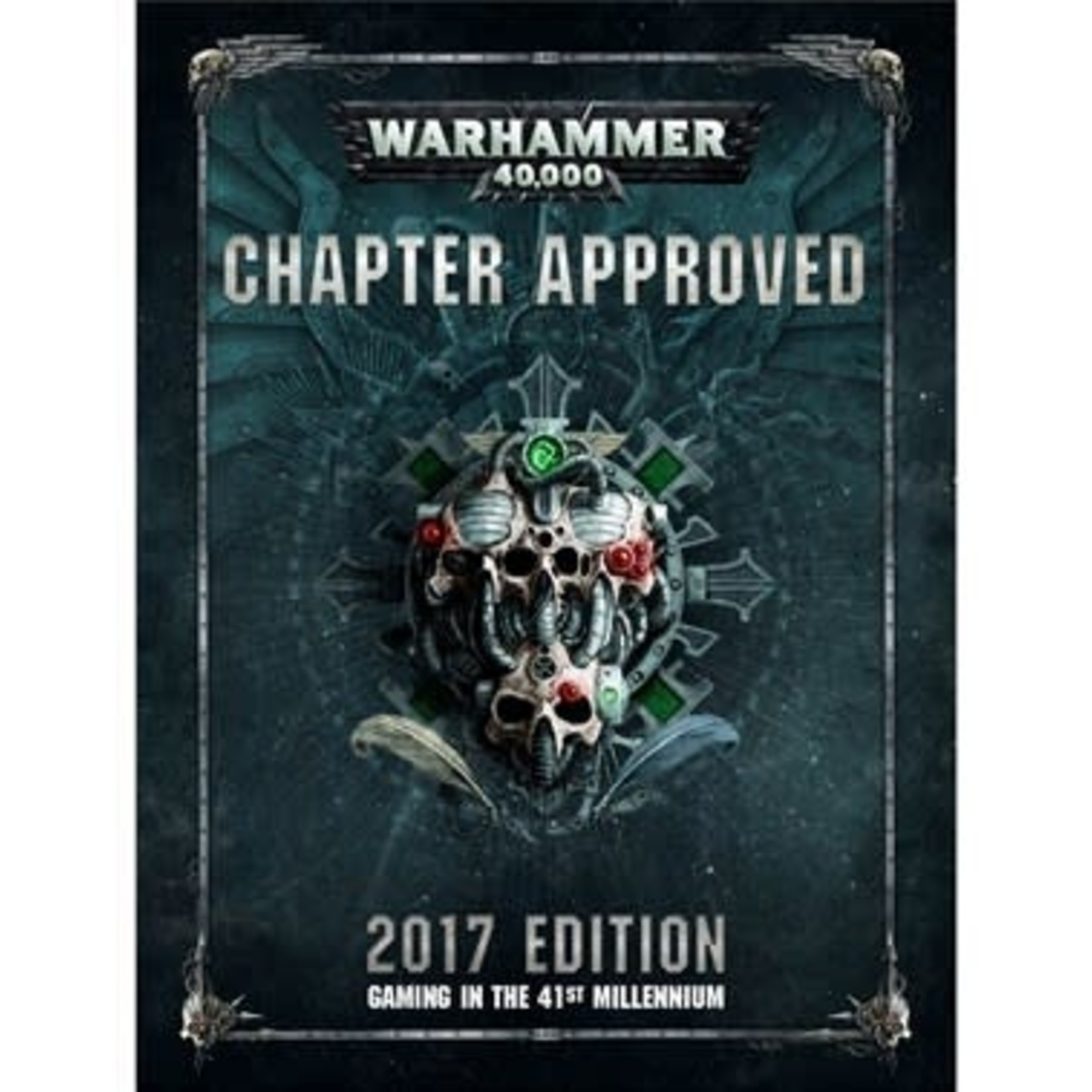 Chapter Approved - 2017 (40K)