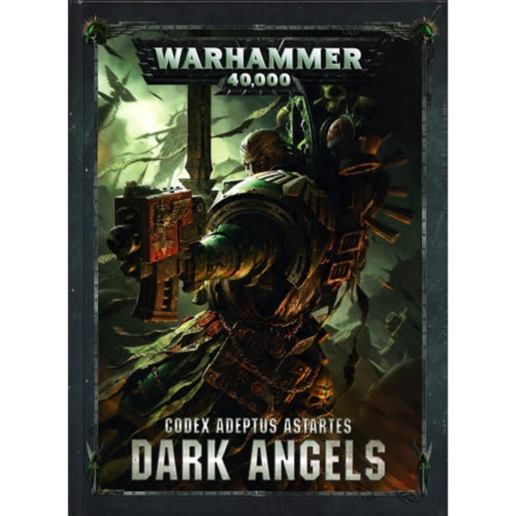 Dark Angels Codex (40K)