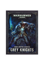Grey Knights Codex (40K)