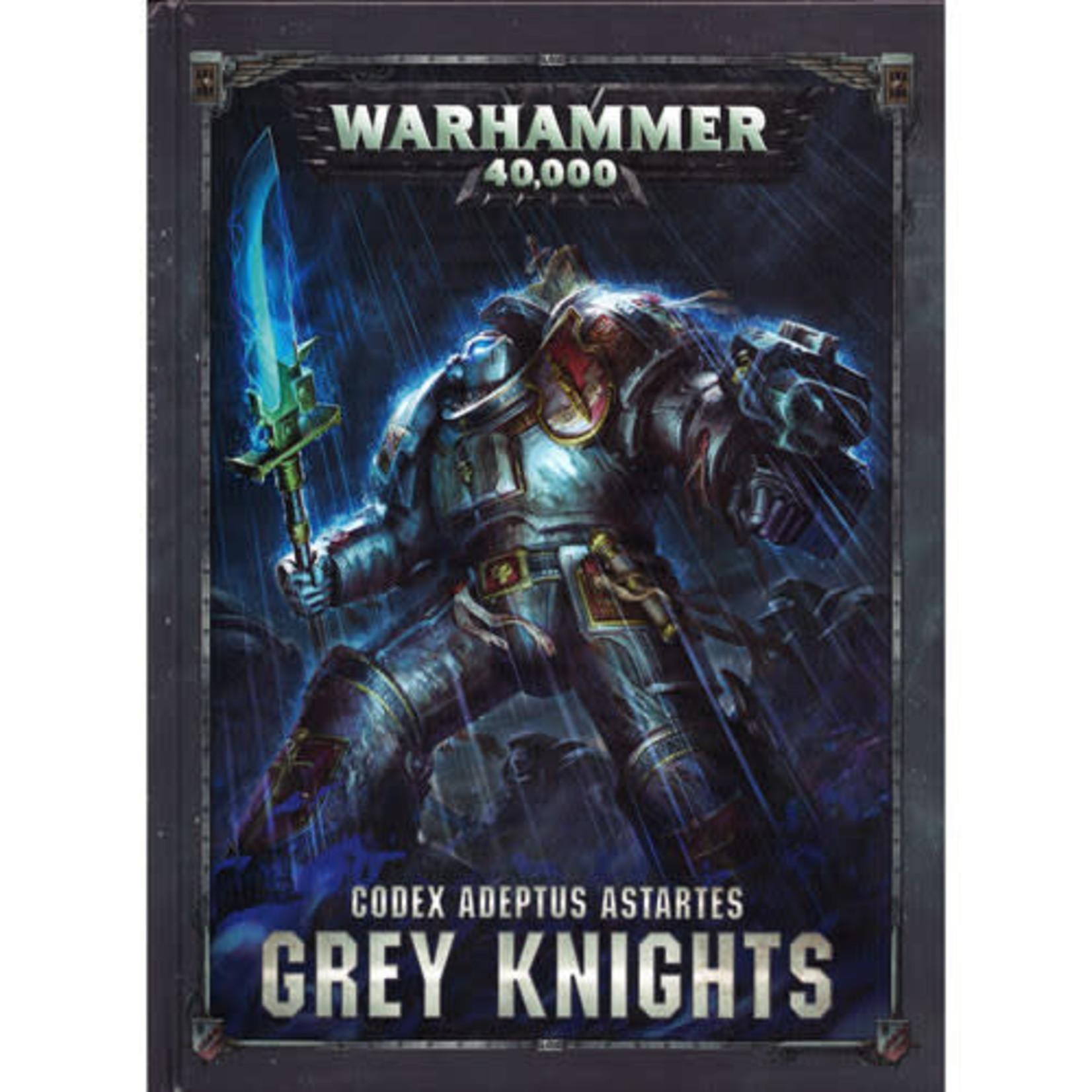 Grey Knights Codex (40K)