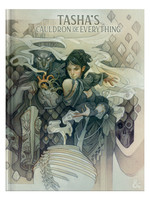 Wizards of the Coast D&D 5e Tasha's Cauldron of Everything - Alternate Cover - Pre-Order