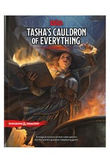 Wizards of the Coast D&D 5e Tasha's Cauldron of Everything - Pre-Order