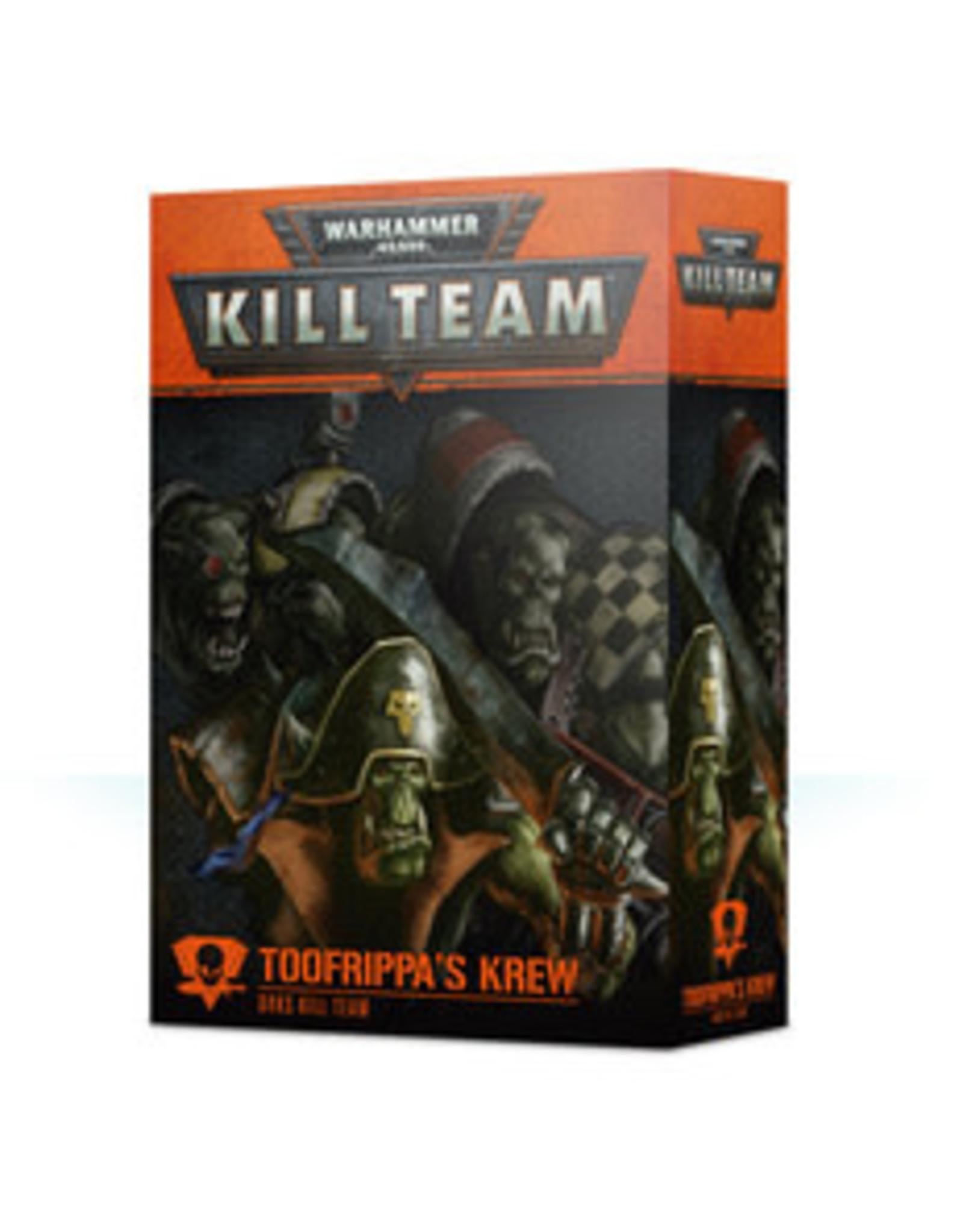 Kill Team Toofrippa's Krew (40K)