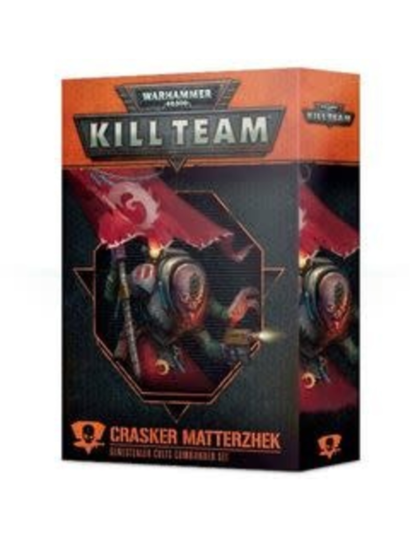 Kill Team Crasker Matterzhek (40K)