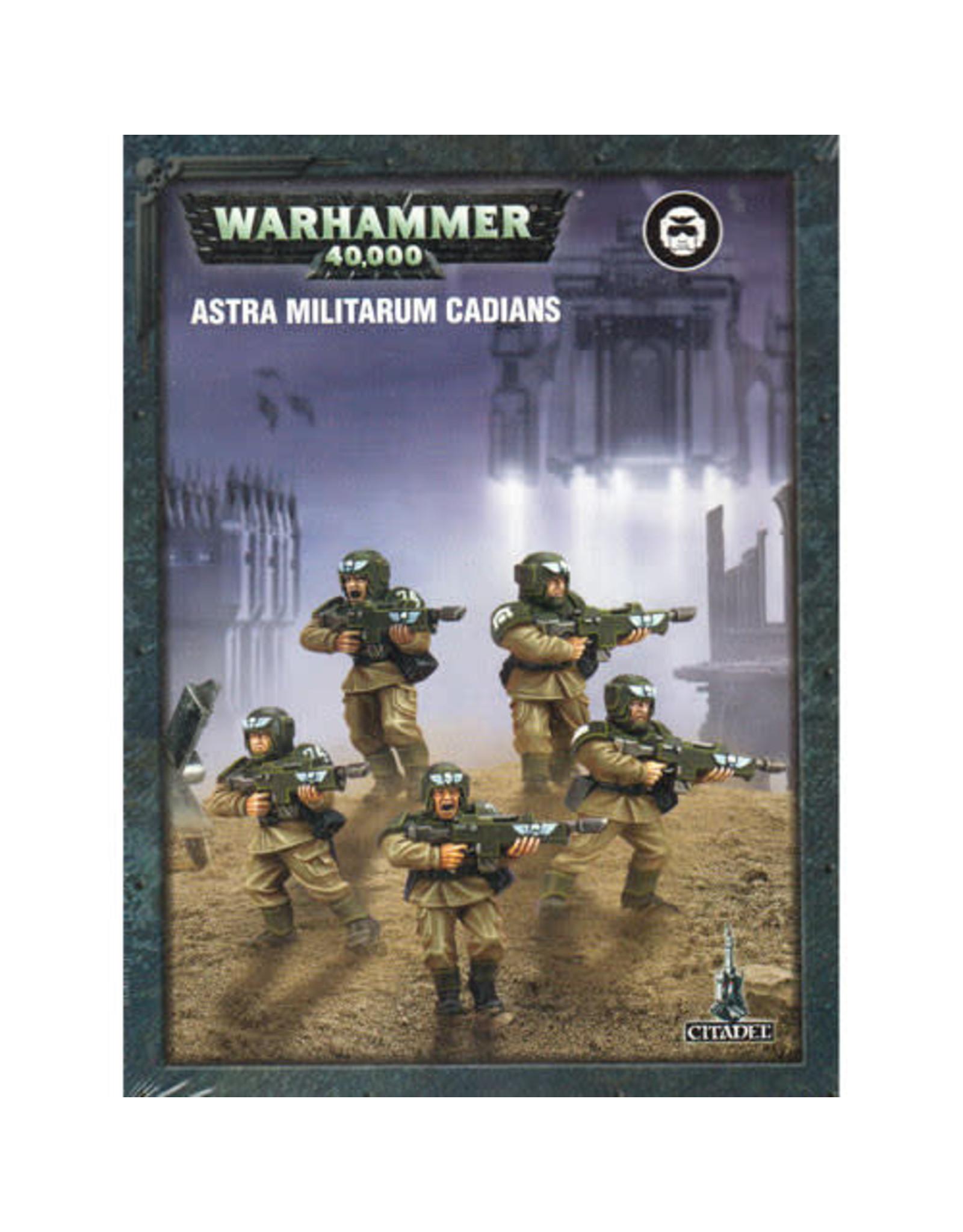 Astra Militarium ETB Cadia (40K)