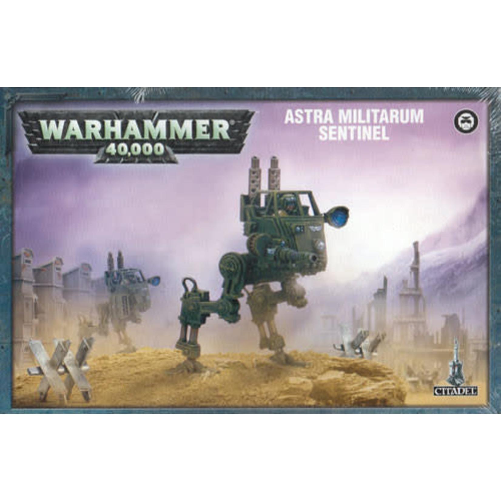 Astra Militarum Sentinel (40K)