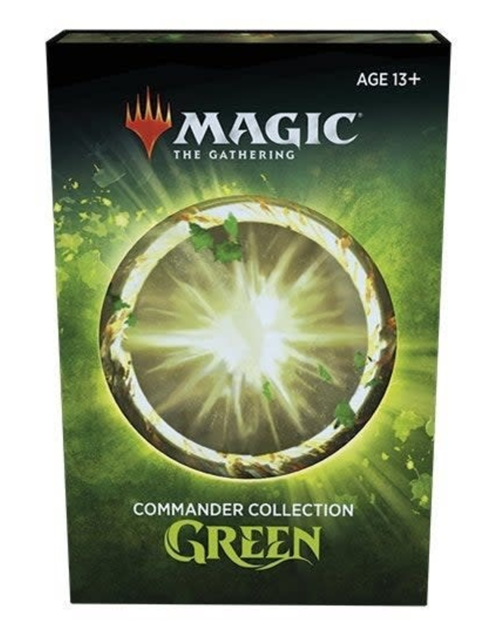 Wizards of the Coast Commander Collection Green - Preorder