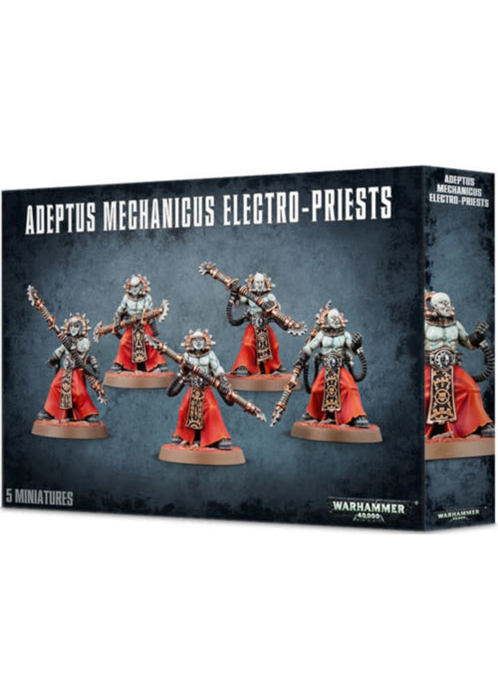 Adeptus Mechanicus Electro-Priests (40K)