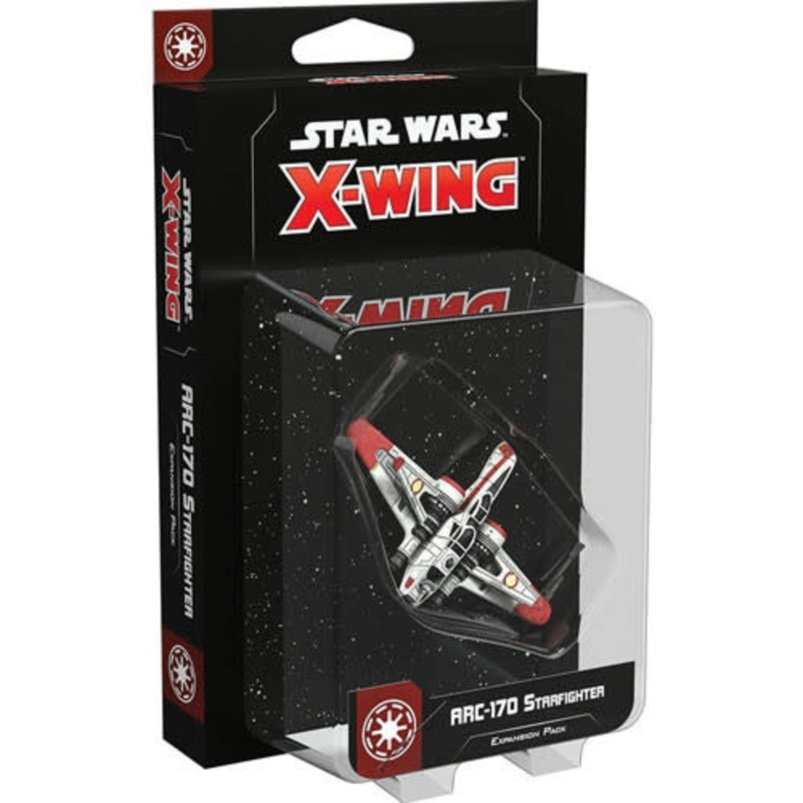 Star Wars X-Wing 2e: ARC-170 Starfighter Expansion Pack