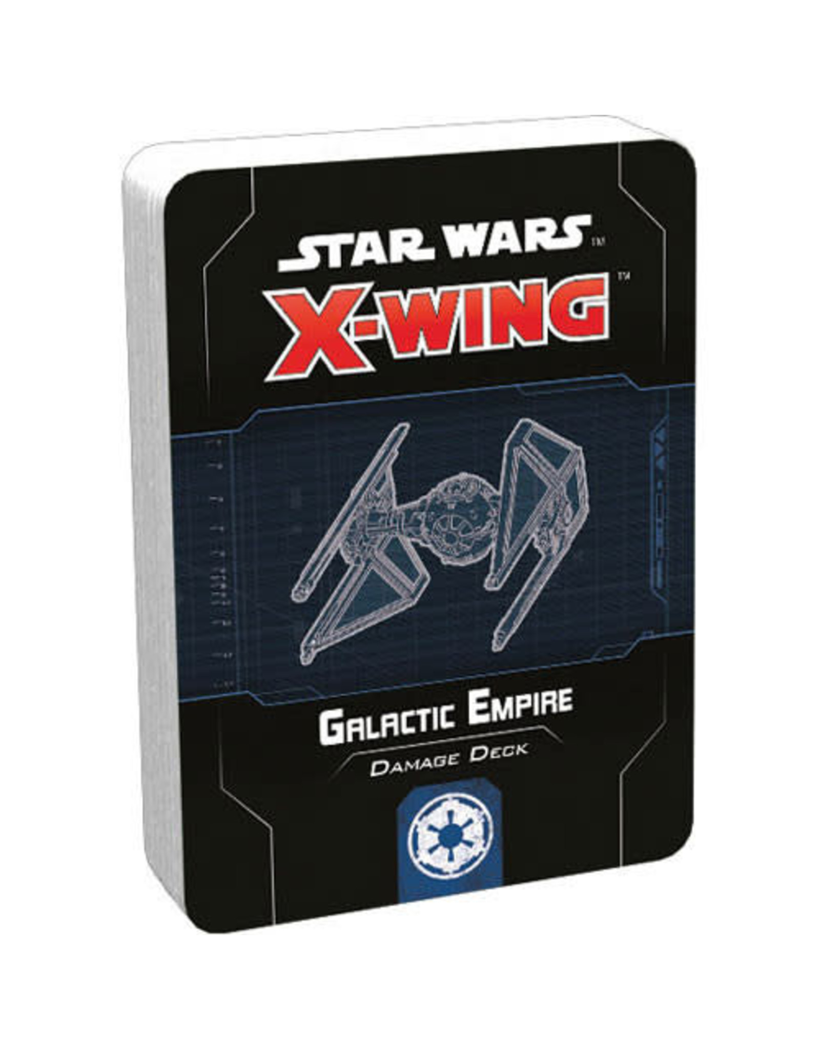 Asmodee Star Wars X-Wing 2e: Galactic Empire Damage Deck