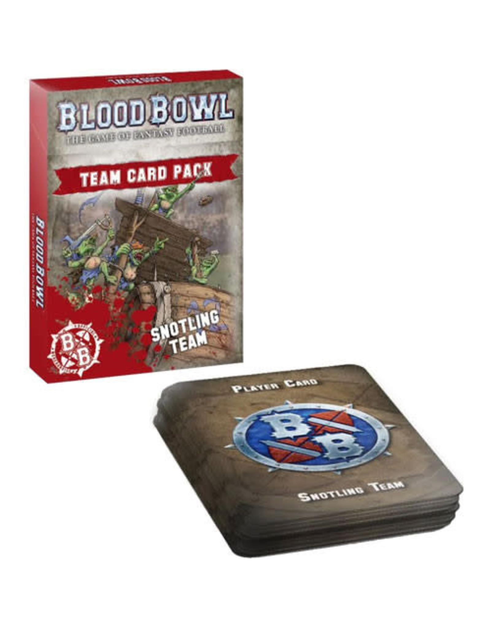 Blood Bowl: Snotling Team Cards