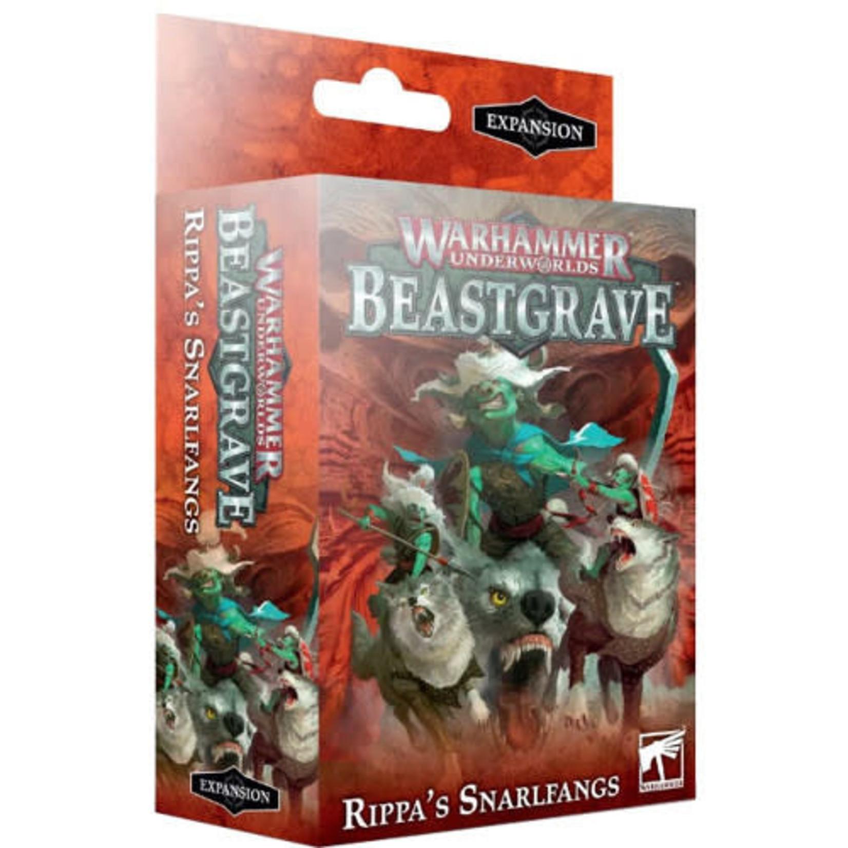 Underworlds BeastGrave Rippas Snarlfangs
