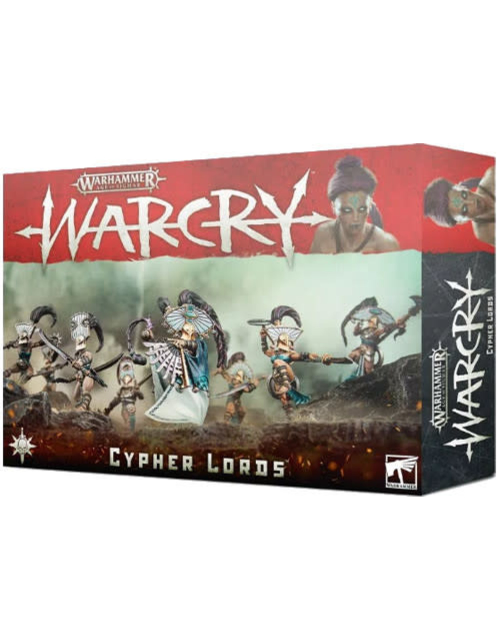 AoS Warcry: Cypher Lords