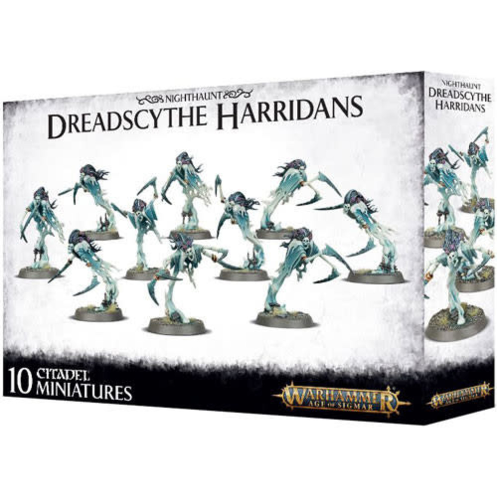 Nighthaunt Dreadscythe Harridans (AOS)
