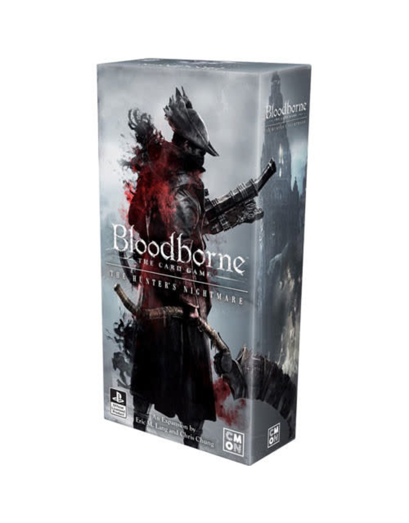 Bloodborne: The Hunter's Nightmare Expansion