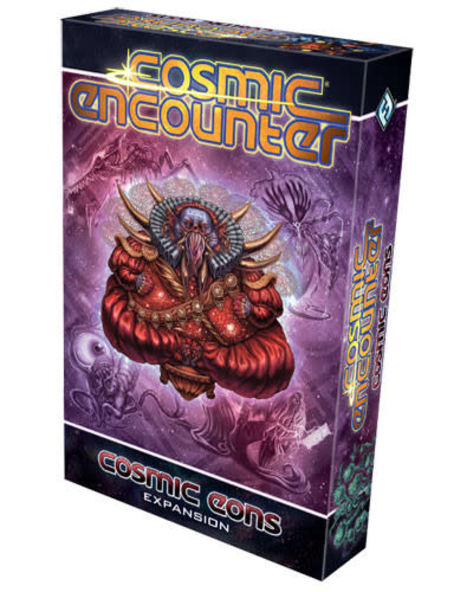 Cosmic Encounters: Cosmic Eons