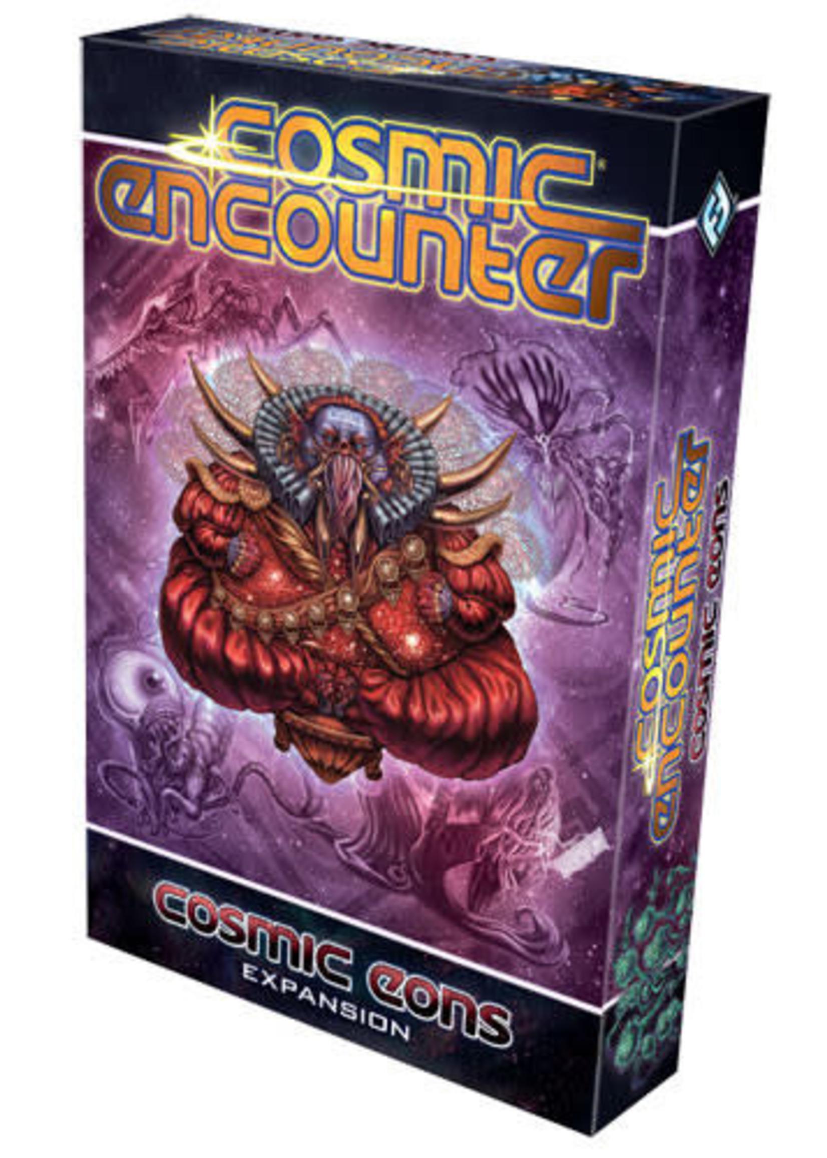 Cosmic Encounters: Cosmic Eons