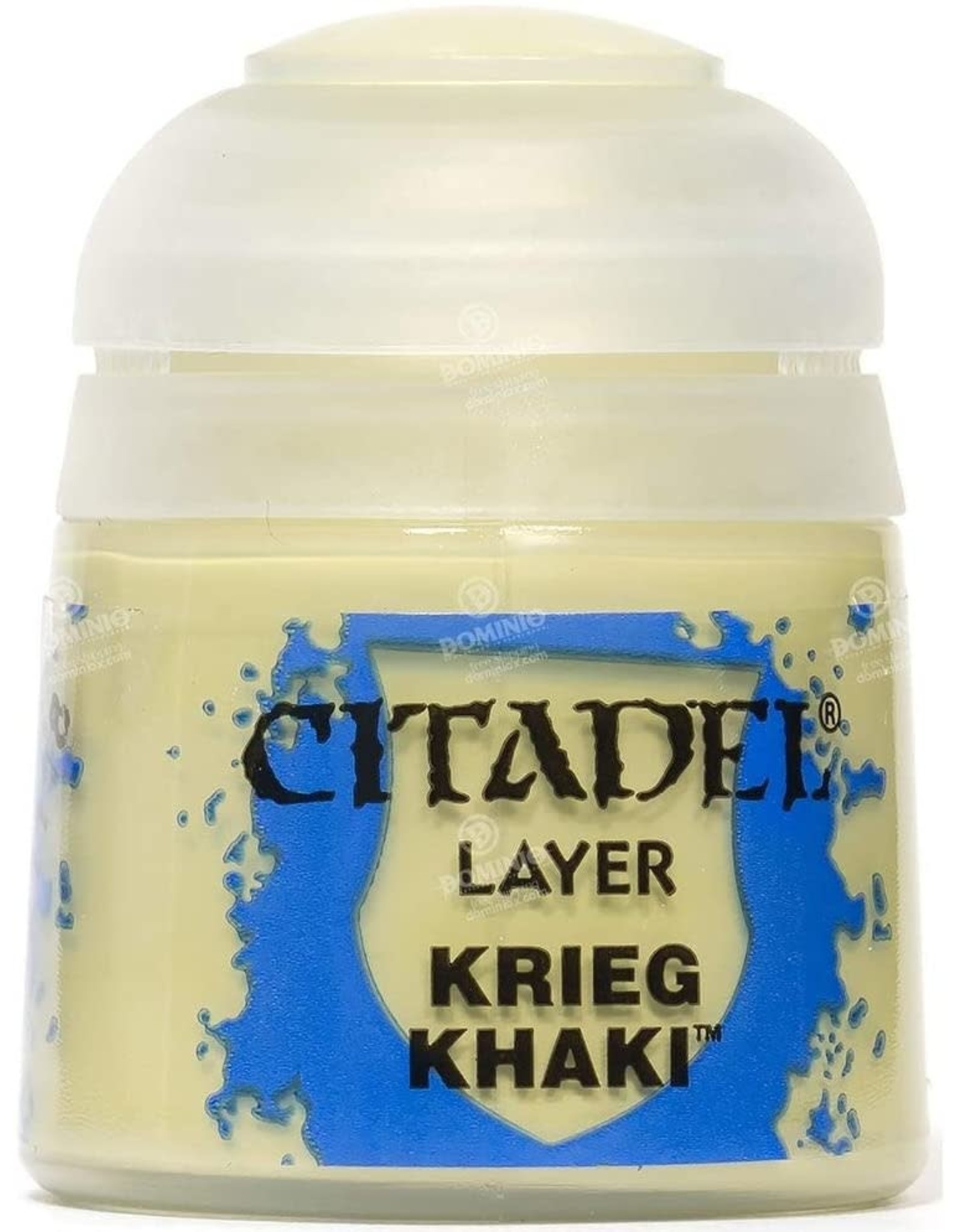 Games Workshop Citadel Paint: Krieg Khaki 12ml