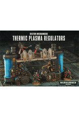 Sector Mechanicus Thermic Plasma Regulators (40K)