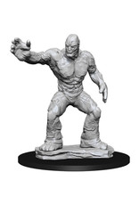 D&D Unpainted Minis: Clay Golem (Wave 10)
