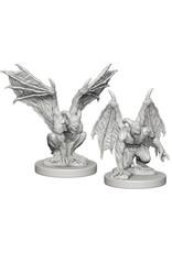 D&D Unpainted Minis: Gargoyles
