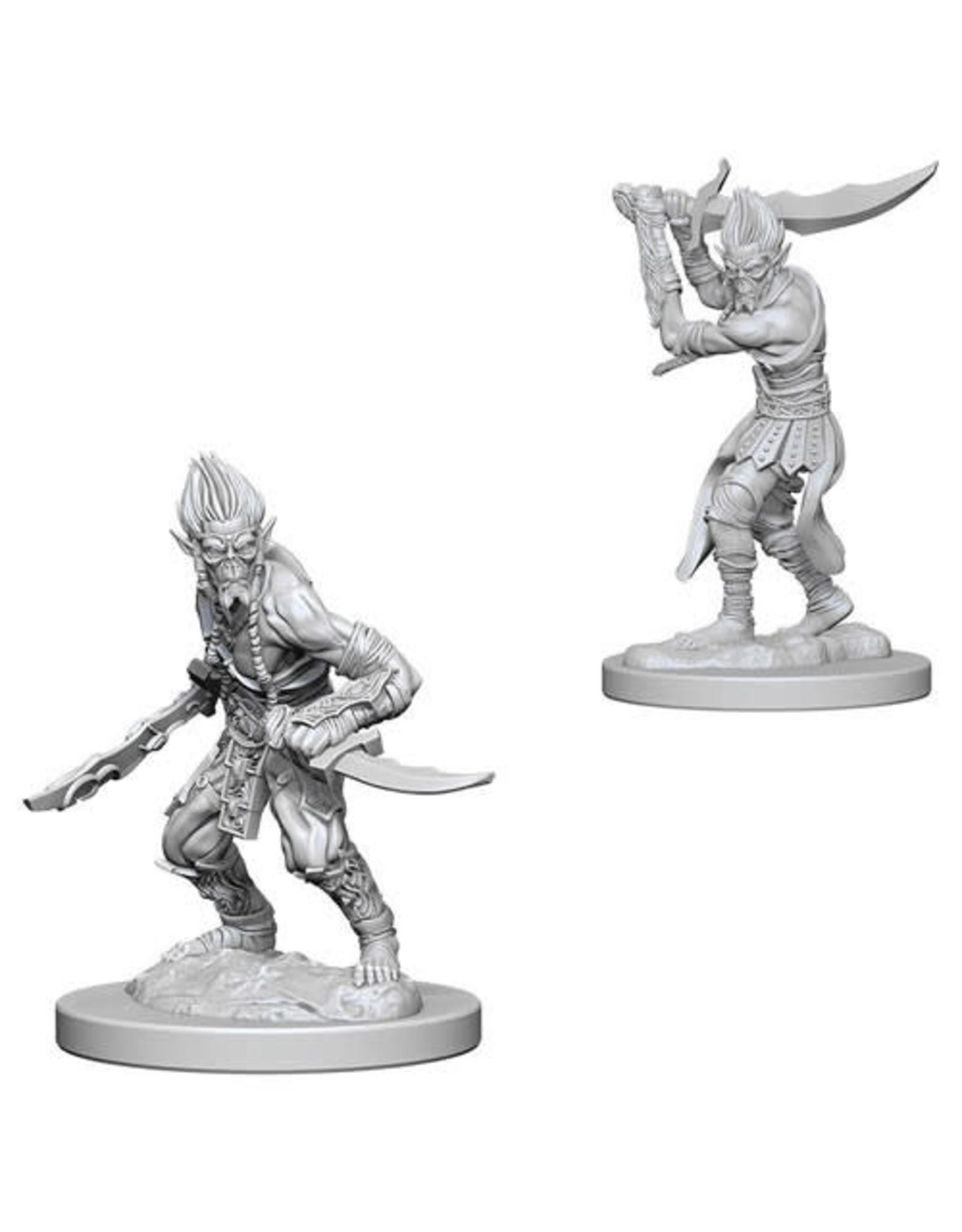 D&D Unpainted Minis: Githyanki