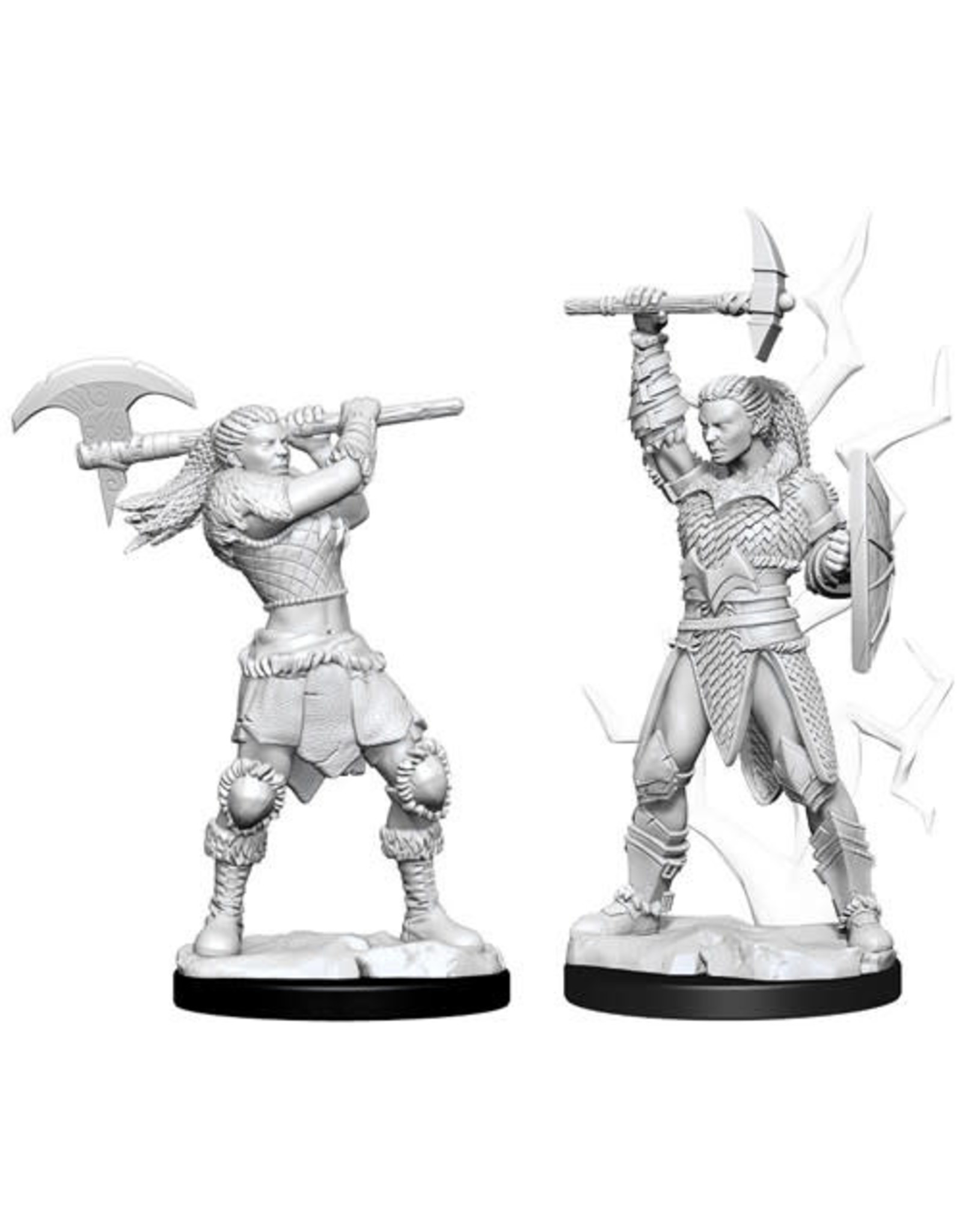 D&D Unpainted Minis: Goliath Female Barbarian (Wave 10)