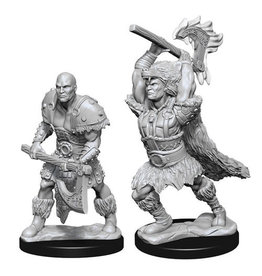 D&D Unpainted Minis: Goliath Male Barbarian (Wave 10)