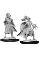 D&D Unpainted Minis: Human Female Sorcerer (Wave 10)