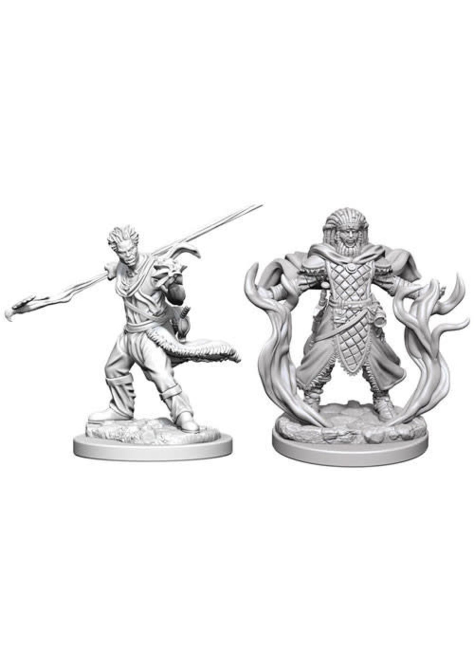 D&D Unpainted Minis: Human Male Druid (Wave 3)
