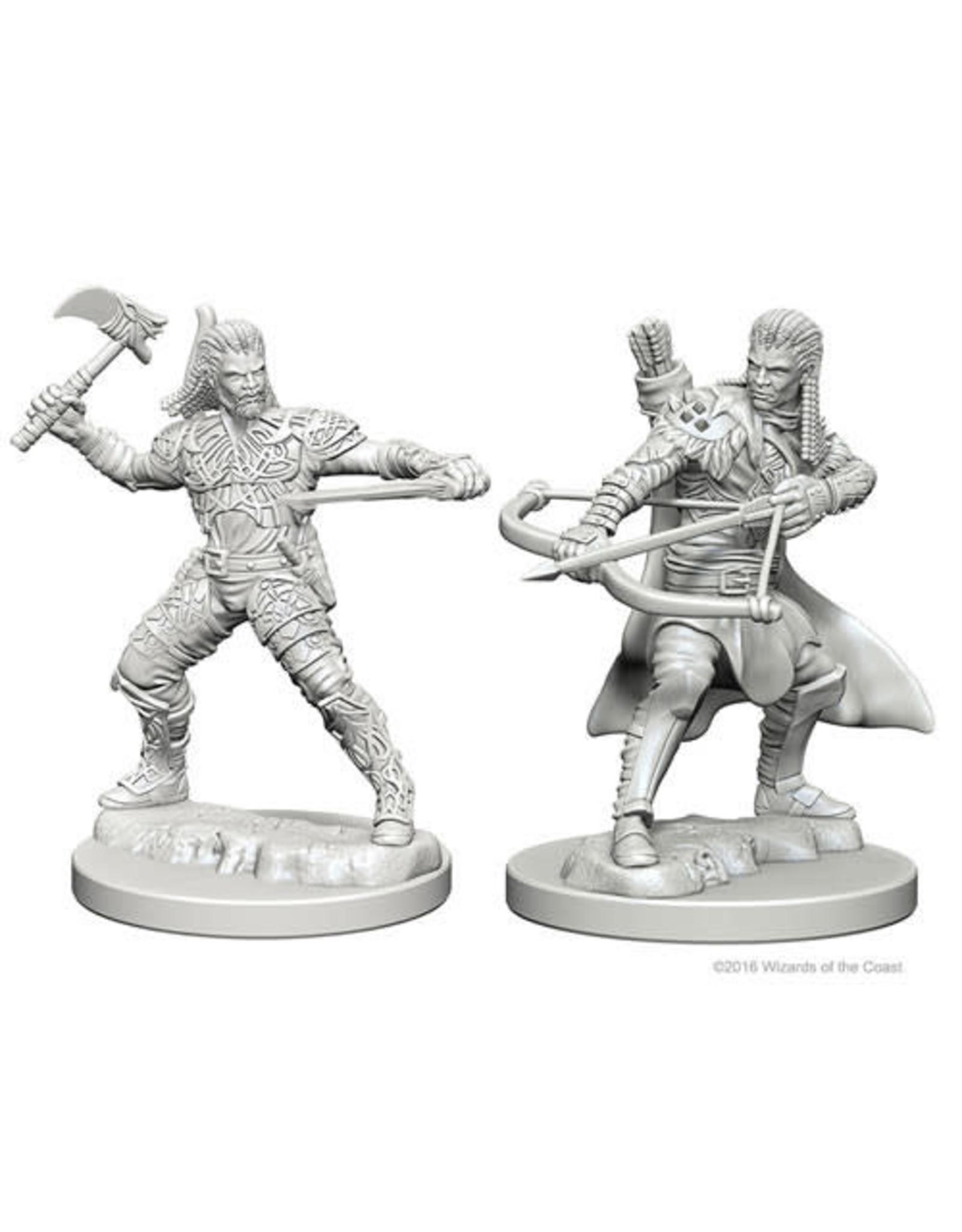 D&D Unpainted Minis: Human Male Ranger (Wave 1)