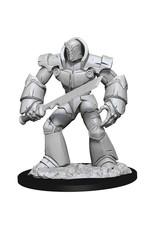 D&D Unpainted Minis: Iron Golem (Wave 10)