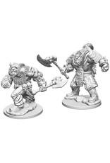 D&D Unpainted Minis: Orcs (Wave 1)