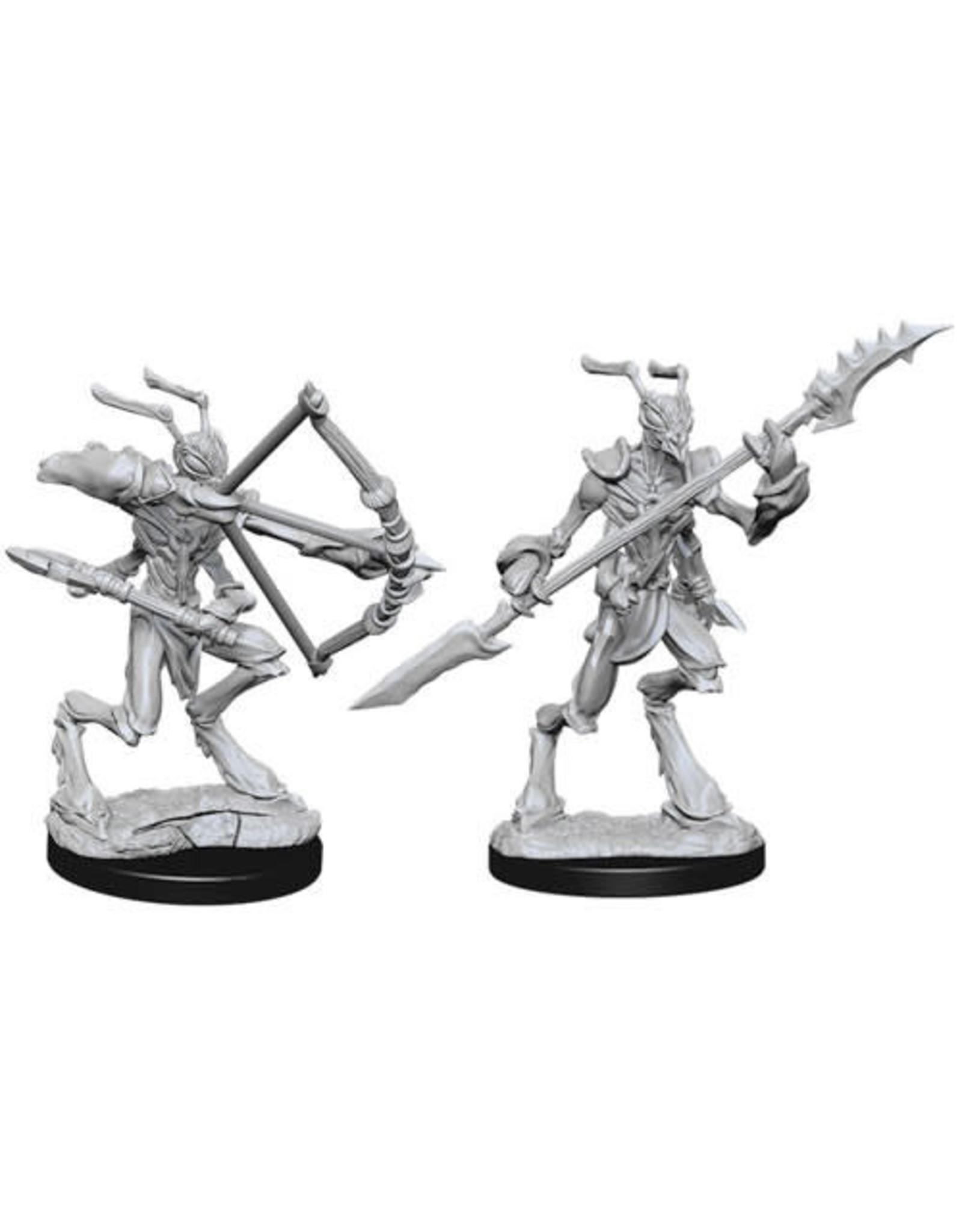D&D Unpainted Minis: Thri-Kreen