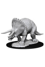 D&D Unpainted Minis: Triceratops