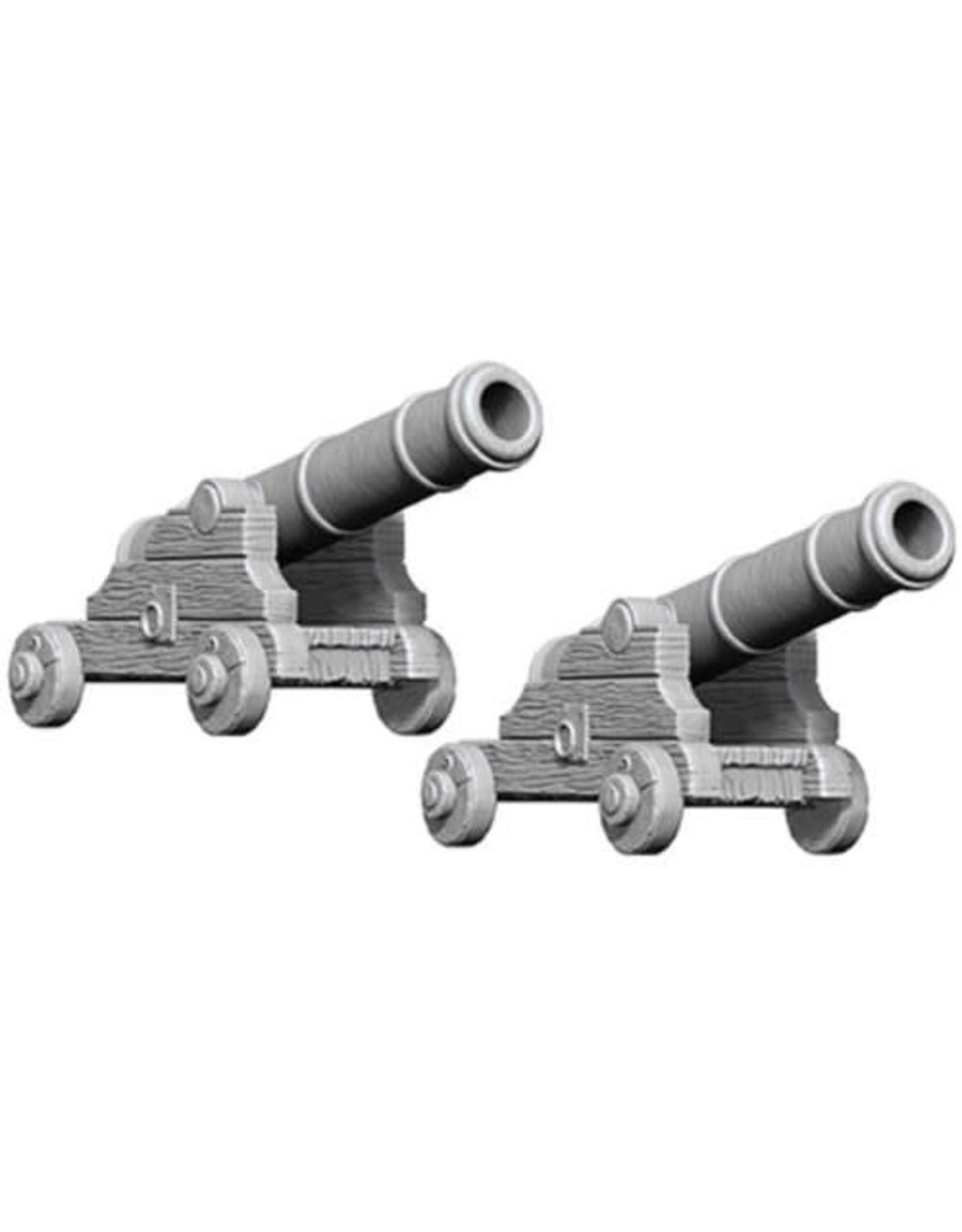 D&D Unpainted Minis: Cannons (Wave 9)