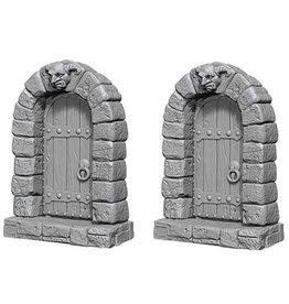 D&D Unpainted Minis: Doors