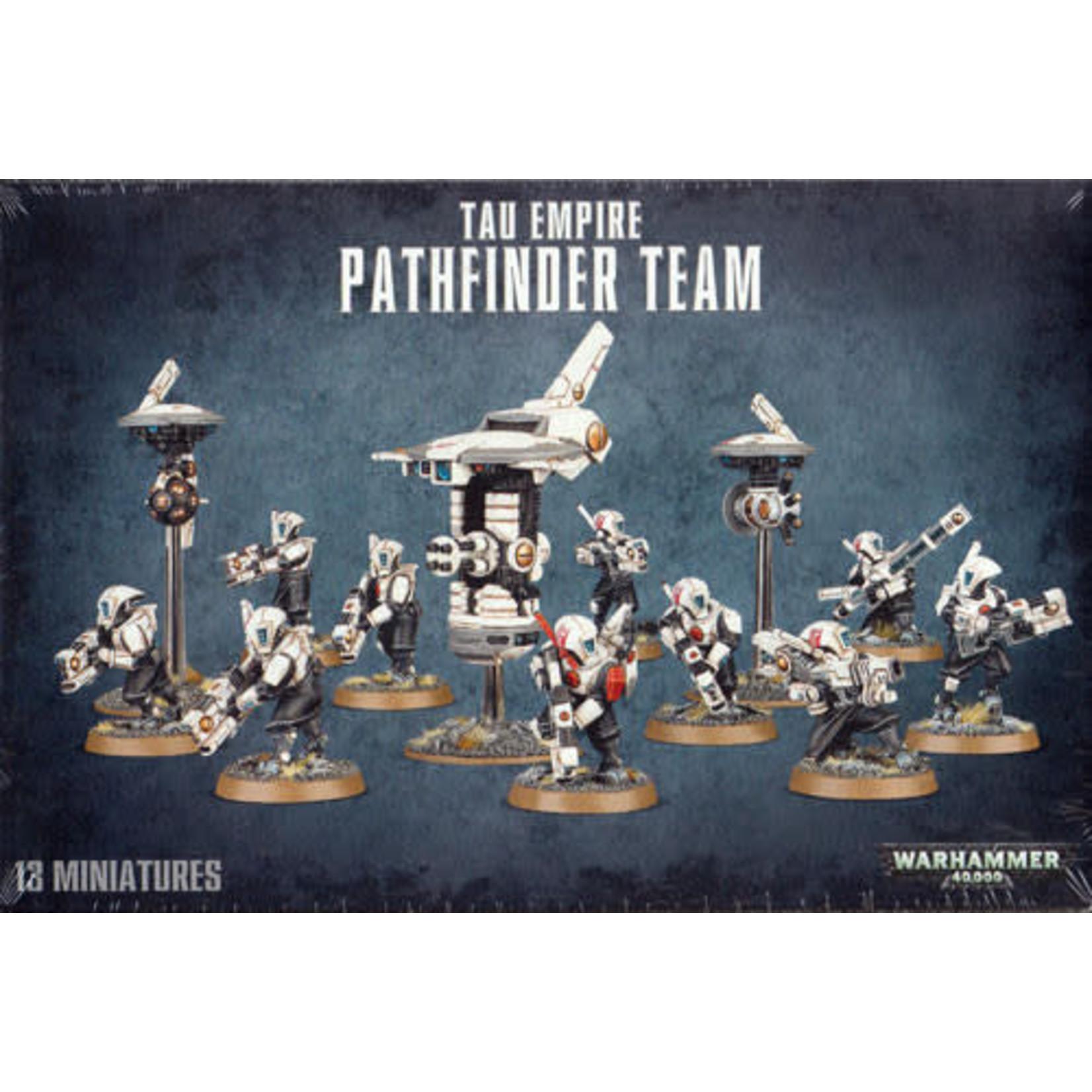 Tau Empire Pathfinder Team (40K)