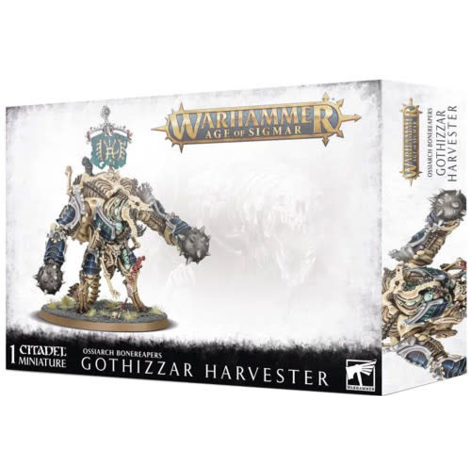 Ossiarch Bonereapers Gothizzar Harvester (AOS)