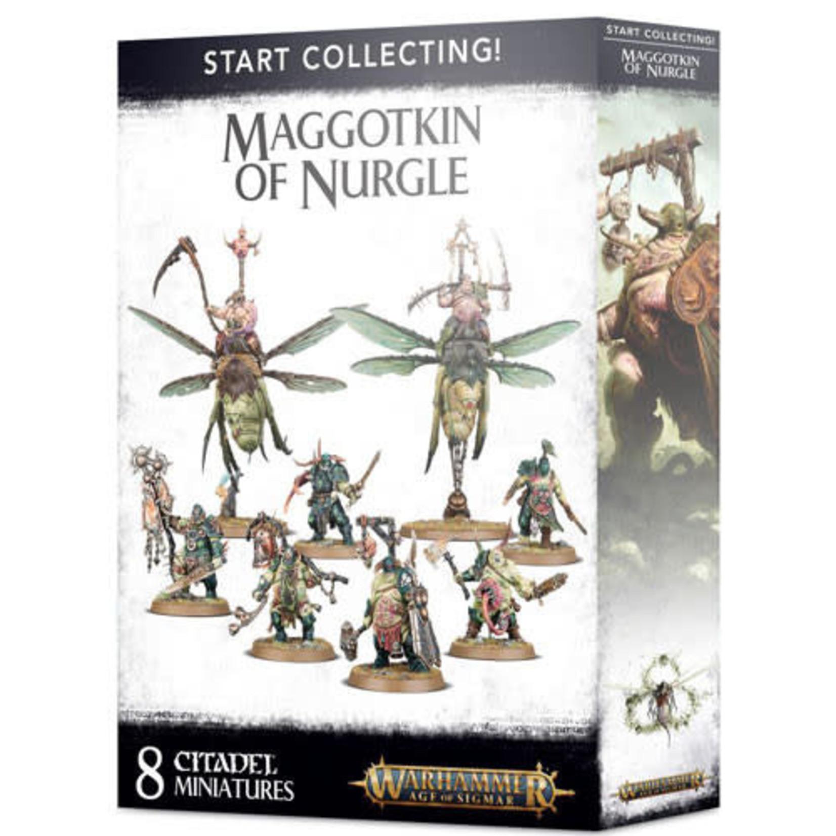 Start Collecting! Maggotkin of Nurgle (AOS)