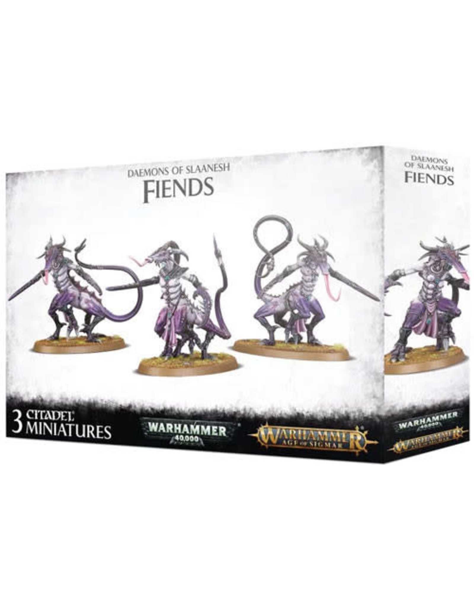 Daemons of Slaanesh FIends (AOS)