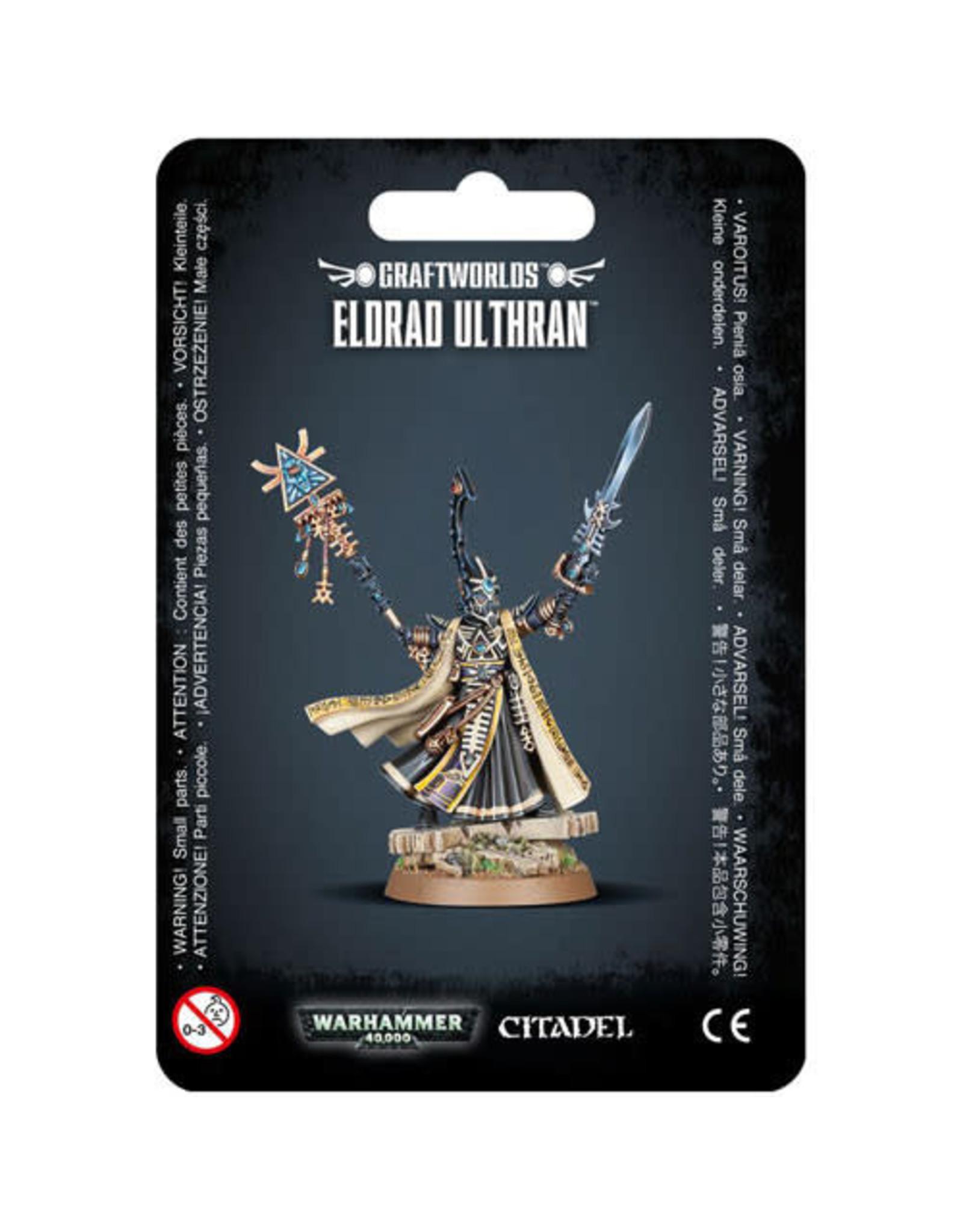 Craftworlds Eldrad Ulthran (40K)