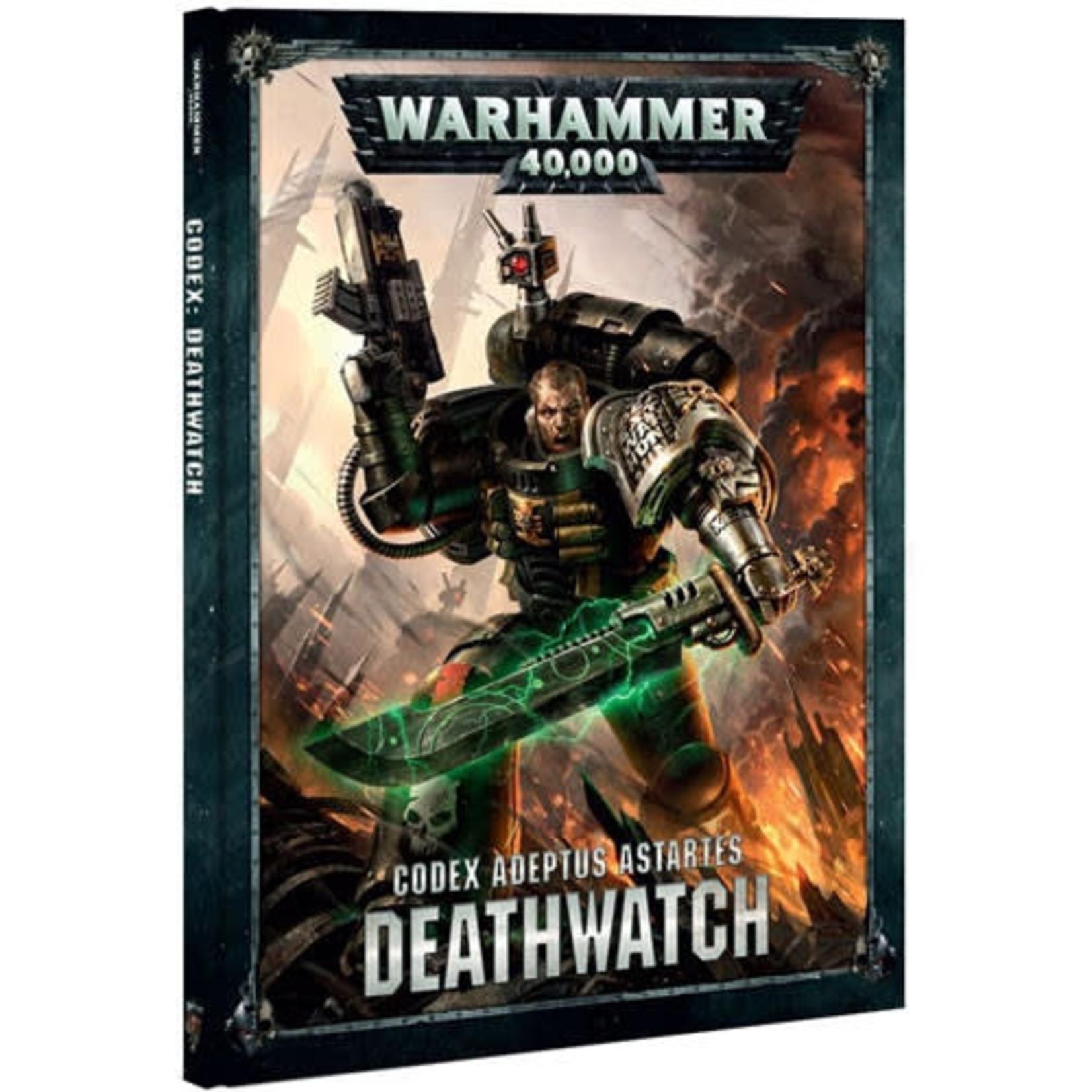 Codex: Deathwatch 8th (40K)