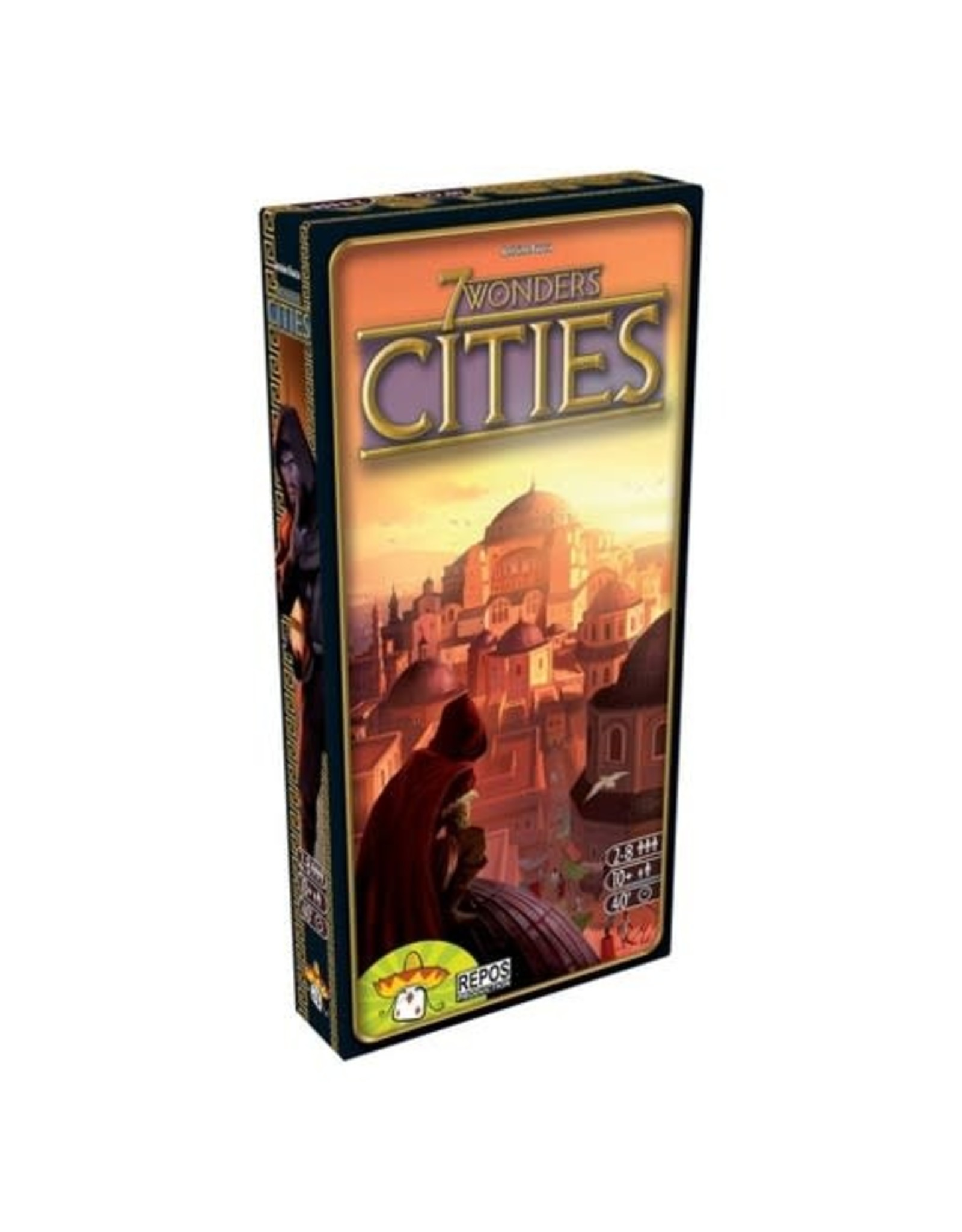 7 Wonders Cities Expansion Board Game