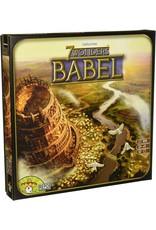 7 Wonders- Babel Board Game