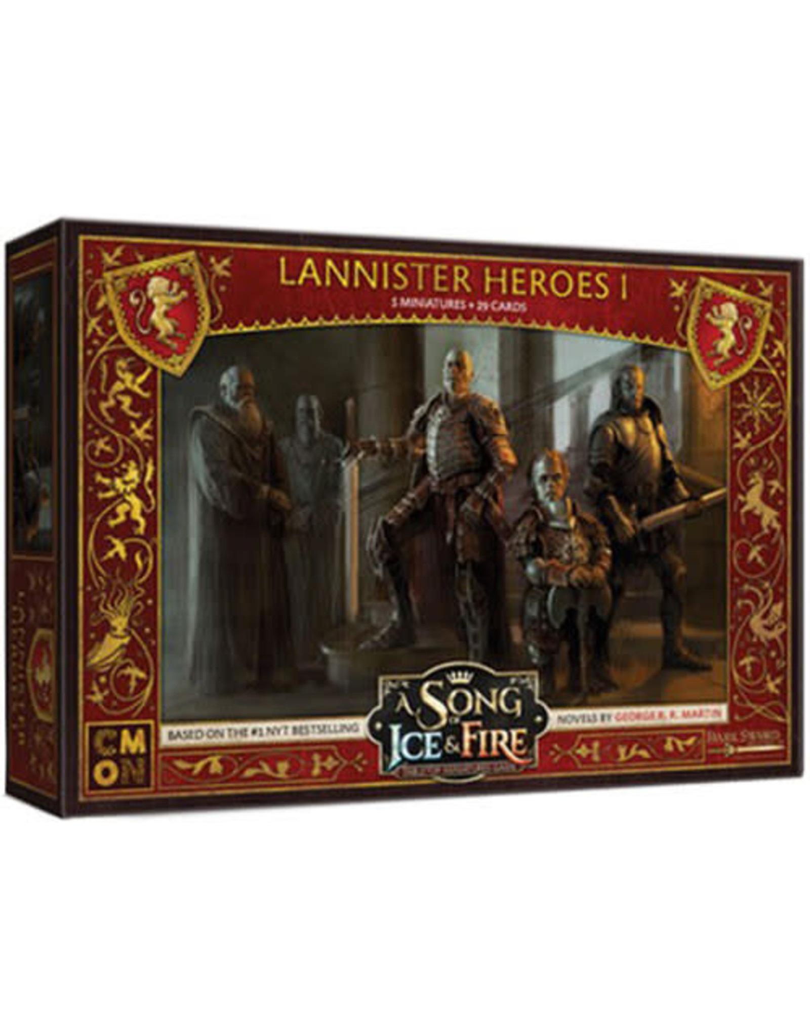 A Song of Fire and Ice: Lannister Heroes #1